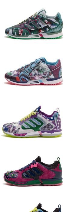 Mary Katrantzou x adidas Originals Collection