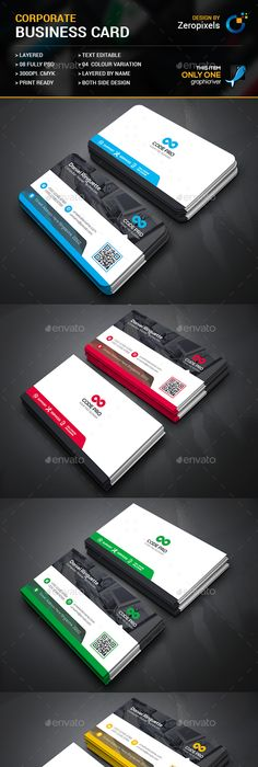 Corporate business card template psd business card templates corporate business card template psd business card templates pinterest corporate business business cards and card templates reheart Image collections