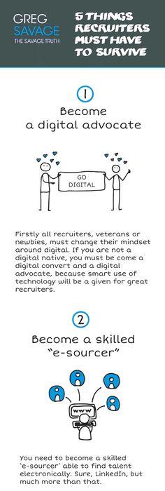 Hr Recruiter Resume Old Vs New Recruiter  Career & Recruitment  Pinterest