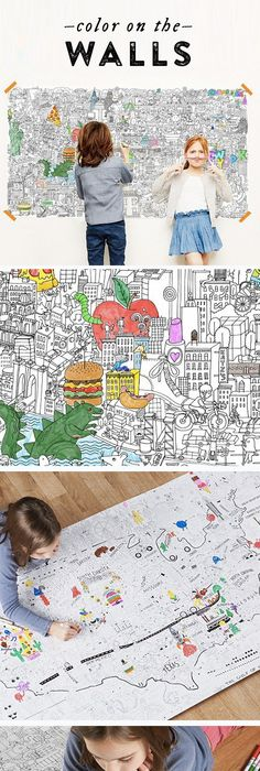New York City Coloring Posters by Pirasta | made in merica for real ...
