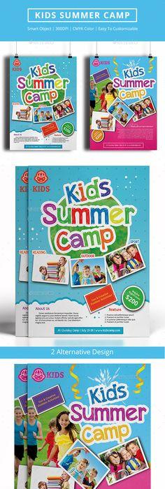 School Activity Flyer  Flyer Template Template And Brochures