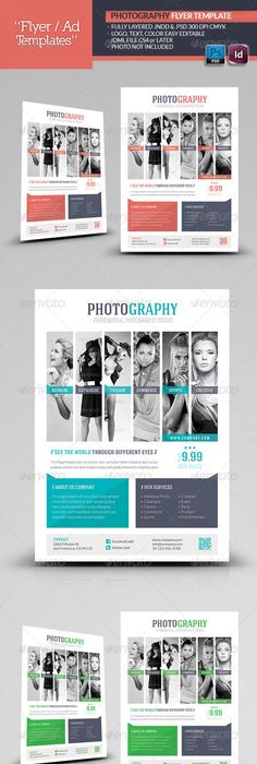 Minimalistic Event Flyer 2 | Event flyers, Layouts and Brochures