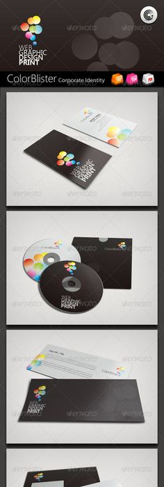Color Blister Corporate Identity
