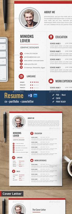 Cv  Resume Template  Download From Over  Million High Quality
