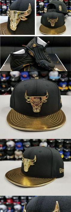 e9fcf8da159b ... get hats 52365 matching new era chicago bulls snapback hat for jordan  14 dmp black gold