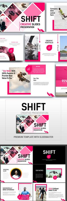 Luv - Multipurpose PowerPoint Template Presentation templates