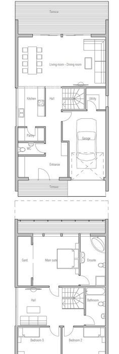 townhouse floor plans story townhouse floor plans Car Pictures - copy tucson blueprint building