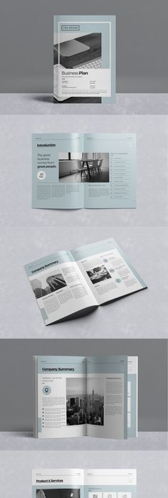 Proposal Proposals Brochures And Print Templates