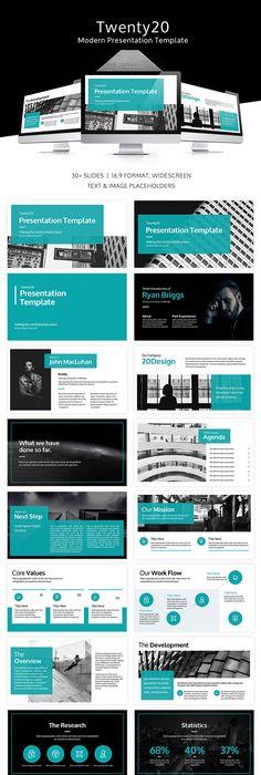 Minimalist Presentation  Keynote Theme  Template  Keynote