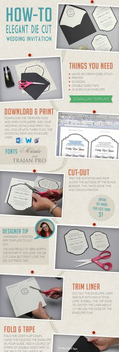 Create professional looking and elegant calligraphy invitations ...