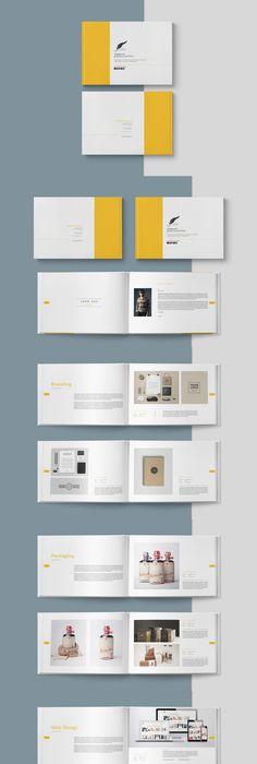 Pop Art Portfolio Brochure | Art portfolio, Brochure template and ...