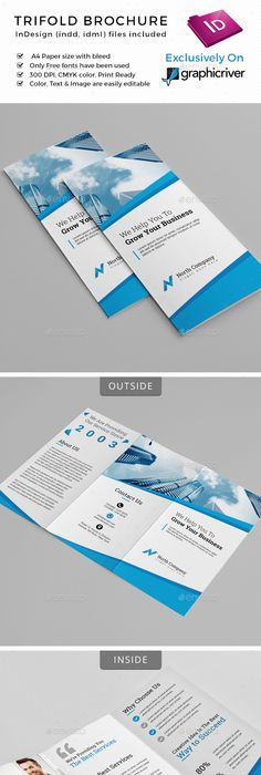 tri fold brochure template indesign vatoz atozdevelopment co