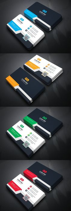 CreativeSports Business Card Design Text Fonts Vector Format - Editable business card templates free