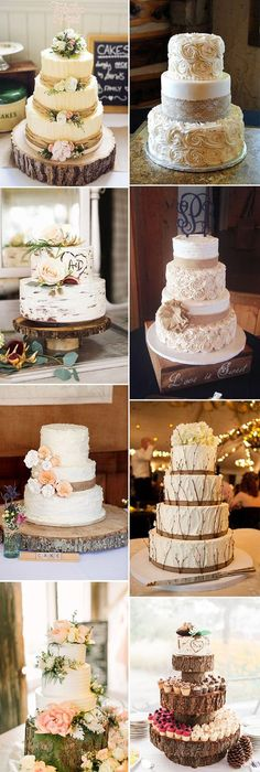 This gorgeous rustic wedding will amaze and inspire you but not 50 steal worthy wedding cake ideas for your special day solutioingenieria Images