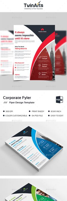 Laundry Services - Flyer Template Laundry service, Flyer template - template