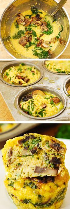 This mini quiche recipe is a go to favorite quiche recipe for