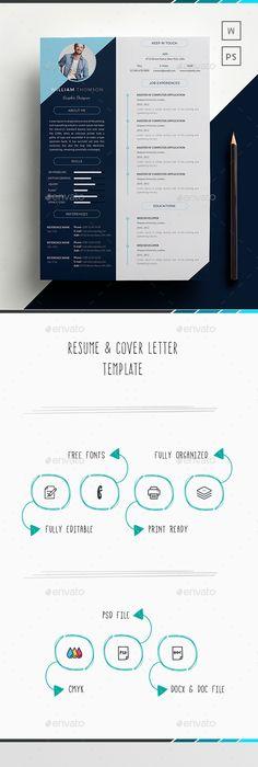 Resume Lay Out Resume  Resume Design  Pinterest