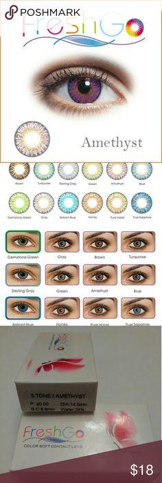 Liz Eye Color Contact Lenses 20 Colors Colored