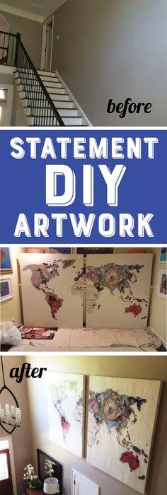Do it yourself statement diy artwork art pieces and artwork do it yourself statement diy artwork solutioingenieria Gallery