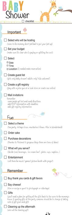 Steps To Planning The Perfect Party  Party Planning Checklist