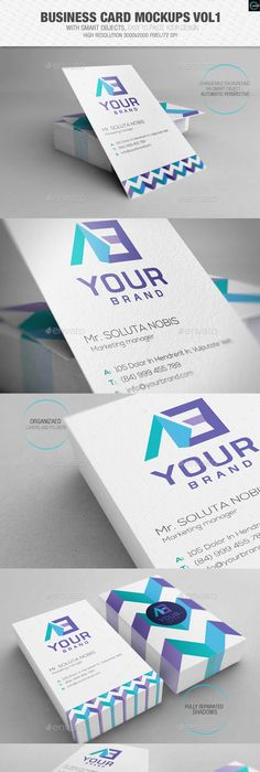 Id card and hand mockup mock up business card mockups vol1 reheart Gallery