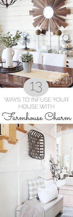 New How To Infuse Your Home With Farmhouse Style HD - Fresh country farmhouse decor For Your Plan