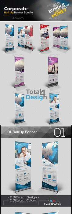 Kids Summer Camp Roll Up Banner | Banners, Banner template and Template