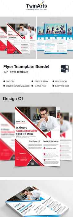 Business Flyer  Business Flyers Business Flyer Templates And