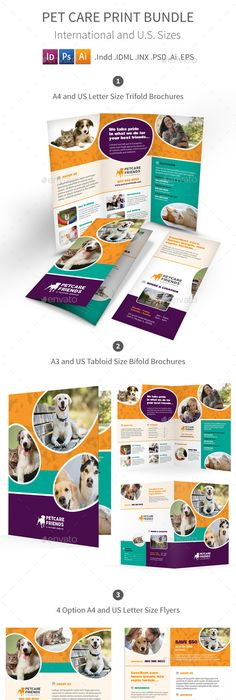 Pet Care Print Bundle