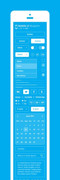 Subscribe UI Inspiration Ui inspiration, Design inspiration and - best of blueprint application mobile