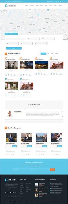Pin by The Hyper-Farmer on WordPress IDX Real Estates Websites ...