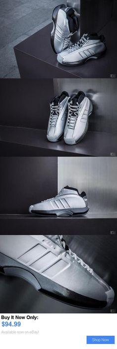 Basketball: New Rare Sz-10 Adidas Crazy 1 Retro Kobe Bryant Basketball Shoes  -