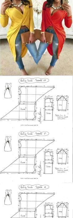 Spanish sewing pattern website. … | Pinteres…