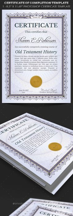 Detailed certificate Certificate, Template and Text fonts - best of ordination certificate free