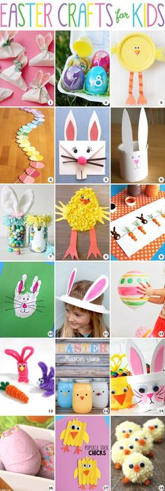 22 do it yourself easter craft ideas easter crafts easter and craft easter crafts for kids solutioingenieria Choice Image
