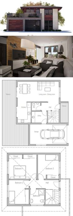 Double winder staircase with a curtail step Dream Home Pinterest