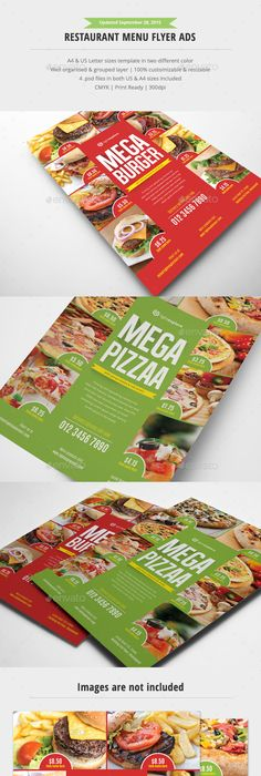 Chinese Restaurant Flyer  Chinese Restaurant Psd Templates And