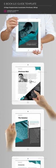 Interactive PDF Presentation | Presentation templates, Pdf and ...