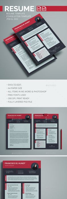 Great layout and design | Resume Design | Pinterest | Layouts