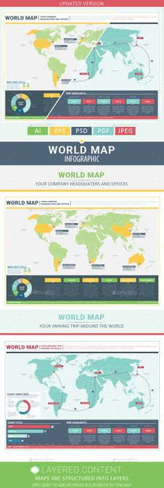 Free world map vector mock ups templates printweb design world map publicscrutiny Image collections