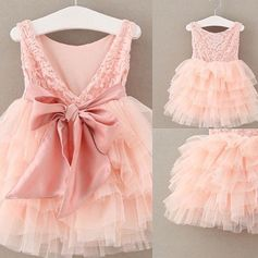 8e53b7107b493 #marilijeanbirthdaypartyideas Bow Back Tulle Dress Just Added! Grab it Now  Before It Is GONE! www.marilijean.com