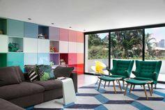 idées décoration et design des meubles de style vintage en couleurs