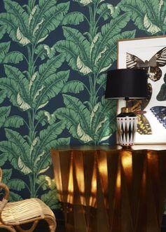 Papier peint tropical: toutes les nouveautés pour une déco exotique