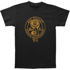 Karate Kid Ck84 Slim Fit T-shirt - Rockabilia