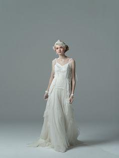 wedding dress ウエディングドレス CELESTINA AGOISTINO 03-6591