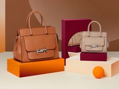 The essential elegance of the Tod's DoubleT Bags: discover more at tods.com. #FW18 #todsdoublet