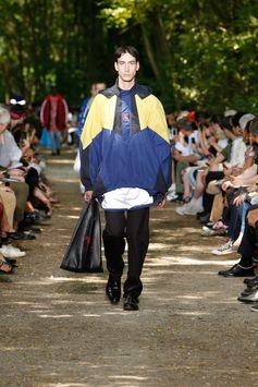Balenciaga Men Spring Summer 18  Look 37