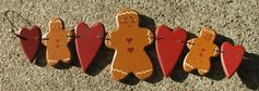 Product Listing - gingerbread