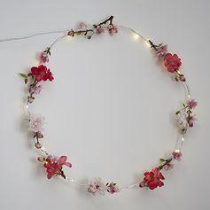 Création couronne de fleurs #zodio #couronne #floral #fleur #décoration #tendance #millefiori
