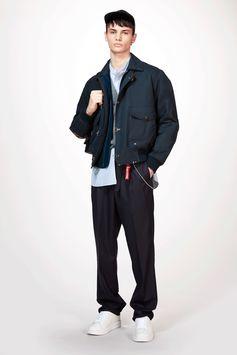 Louis Vuitton Men's Fall-Winter 2017 Collection by Kim Jones - Look 7